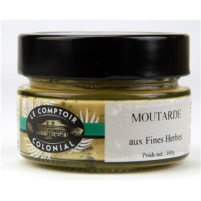 Moutarde aux Fines Herbes - 100g
